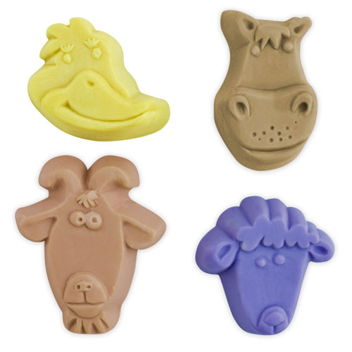 Kid Critters 5 Mold