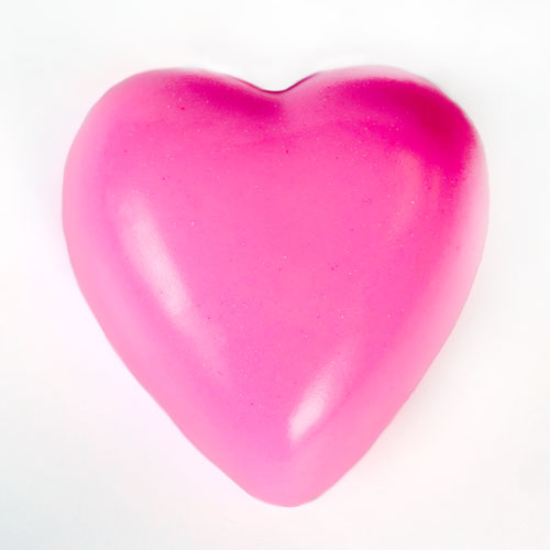 Simple Heart Mold, 1 sheet
