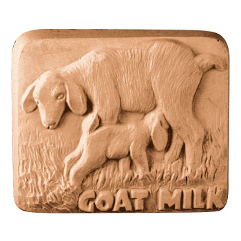 Mama and Baby Goat Mold