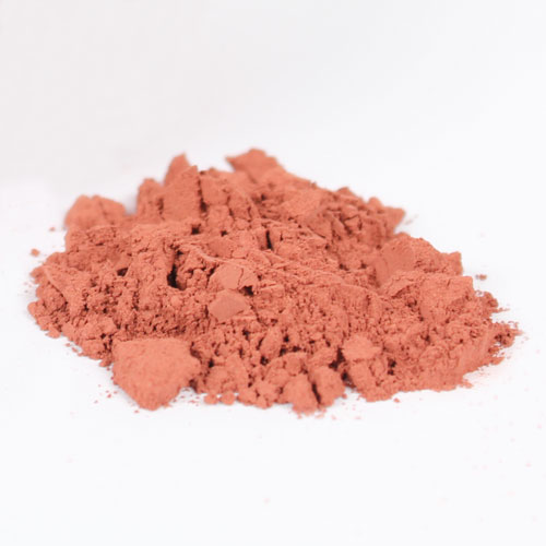 Dark Red Brazilian Clay