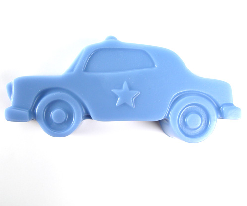 DISCONTINUED - Police Car Mold