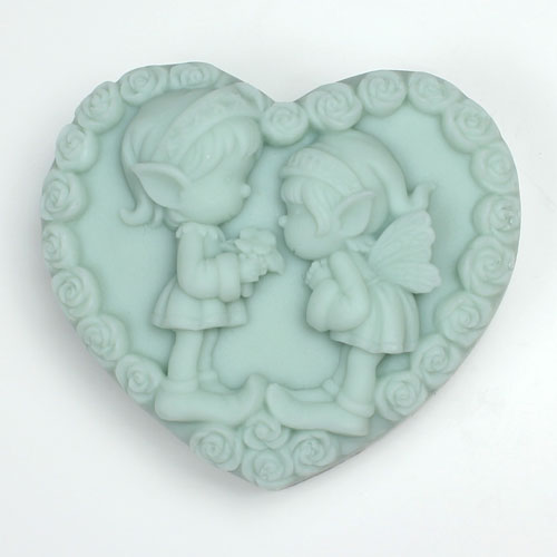 Kudos Elf Love Silicone Mold