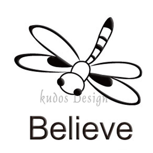Believe Soap Stamp