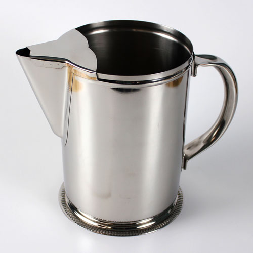 64 oz Stainless Steel Pitcher
