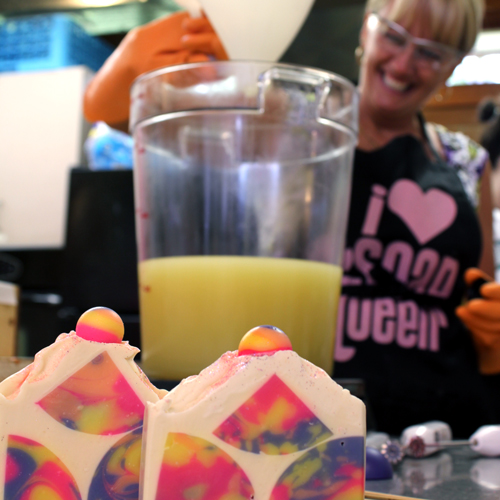 Soap Weekend Intensive 2012