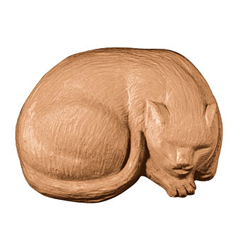 Sleeping Farm Cat Mold