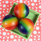 Rainbow Spheres Soap Kit