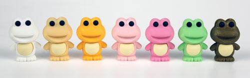 Frog Eraser, 1 Frog