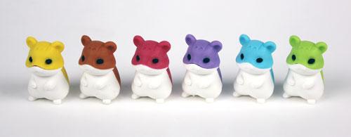 Hamster Eraser, 1 Eraser