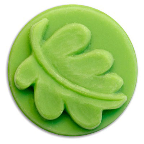 Leaf Wax Tart Mold