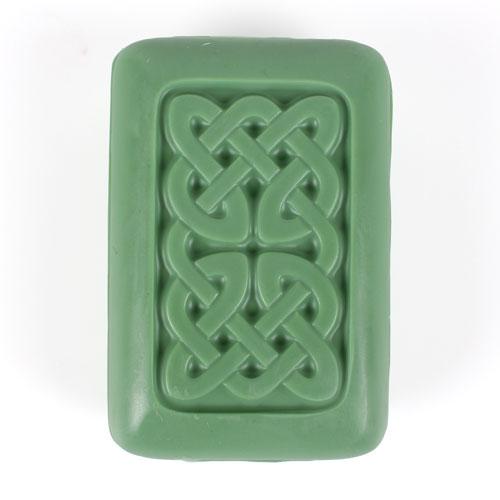 Celtic Rectangle 3D Mold