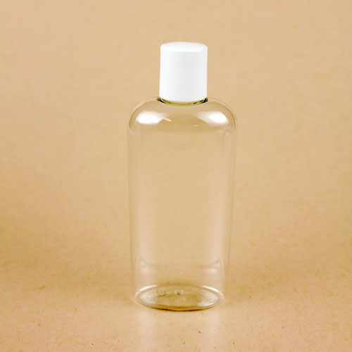 4 oz Bottles (White Disk Cap)