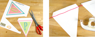 How to Make the Large Pennant