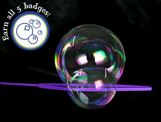 Camp Bramble Berry Bubbles