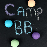 Using Camp Bramble Berry Chalk