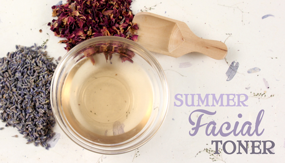 Summer Toner Facial Spray