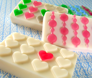 Hearts and Dots Mold